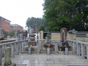 相国寺墓地2